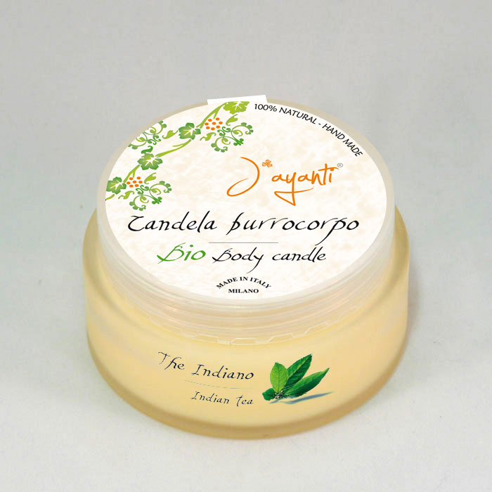 BIO BODY BUTTER - CANDLE INDIAN THE