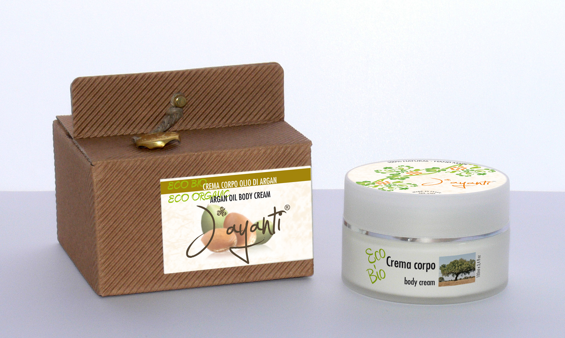 ARGAN OIL BIO BODY CREAM