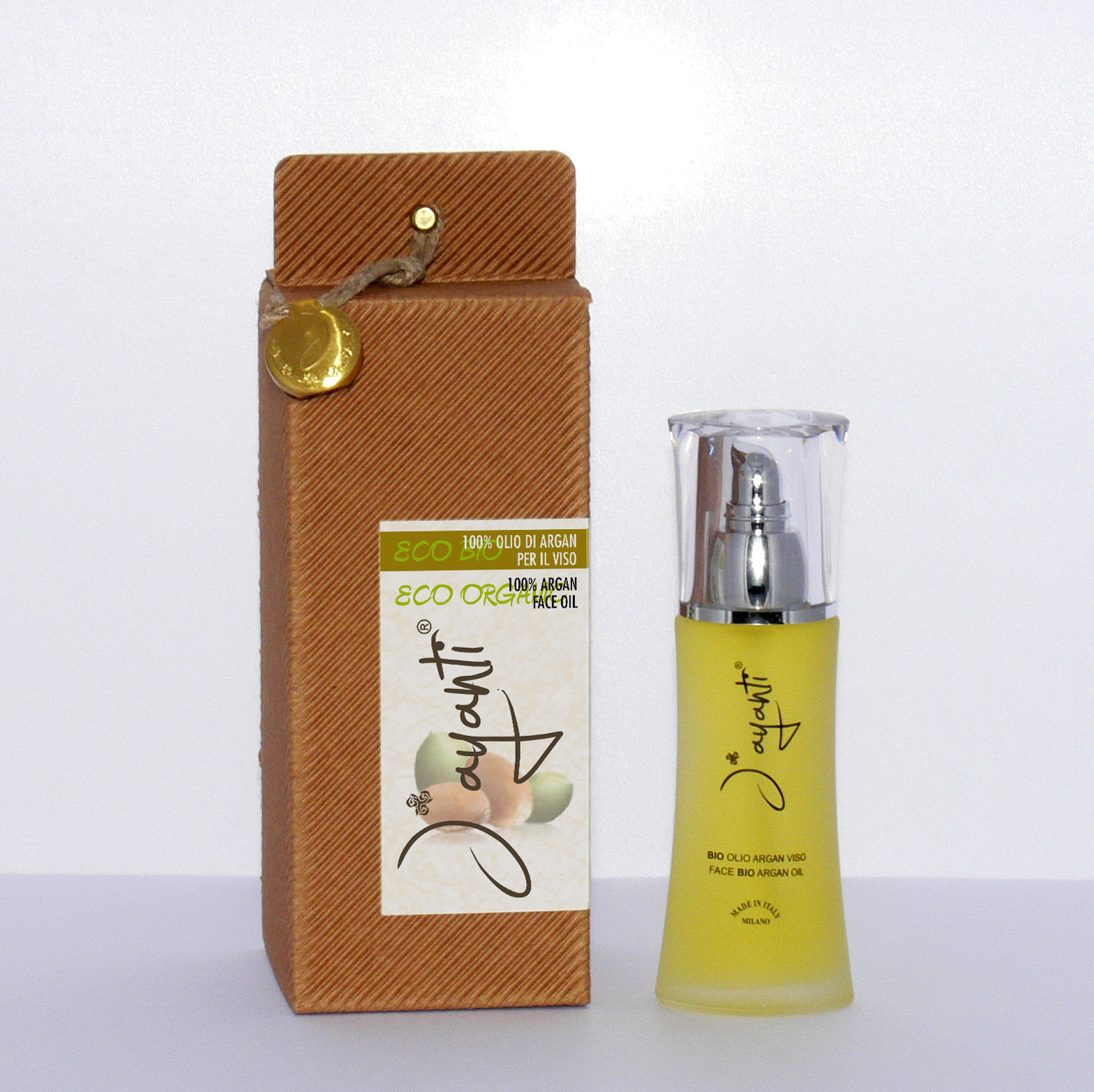FACE OIL WITH ARGAN