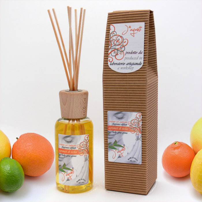 FRAGRANCE DIFFUSOR - SICILY CITRUS GROVES