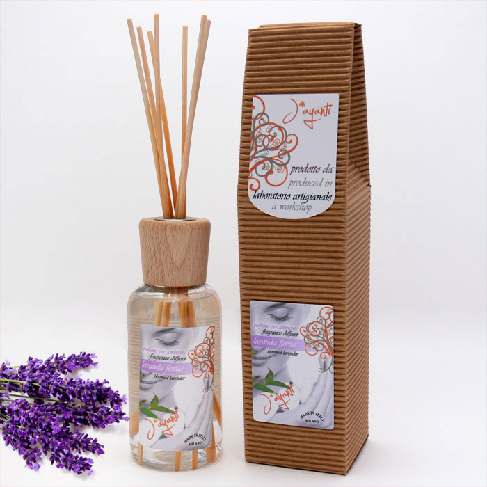 FRAGRANCE DIFFUSOR - BLOOMED LAVENDER
