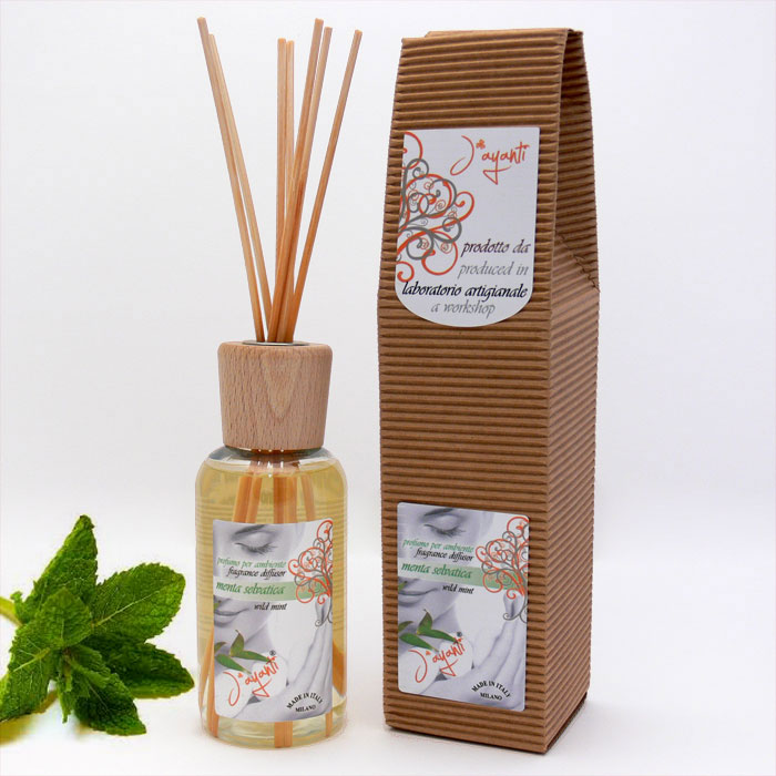 FRAGRANCE DIFFUSOR - WILD MINT