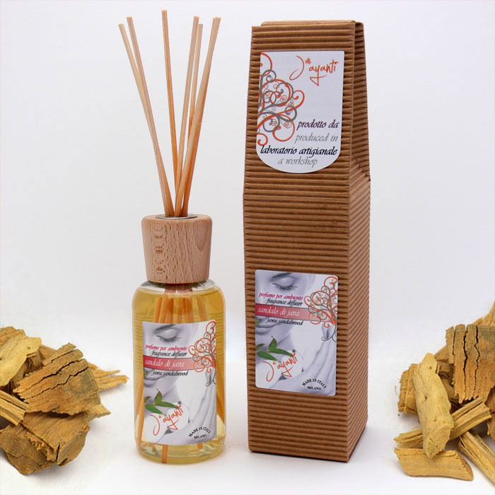 FRAGRANCE DIFFUSOR - JAVA SANDALWOOD