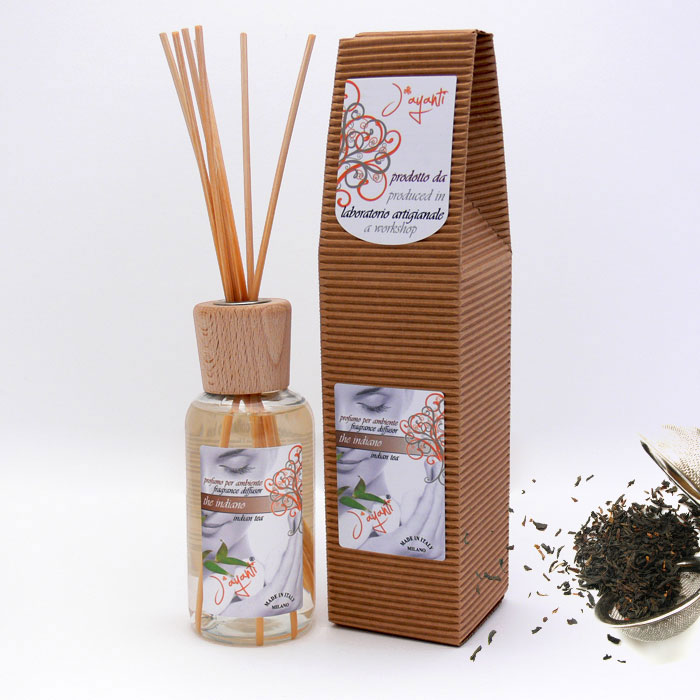 FRAGRANCE DIFFUSOR - INDIAN TEA FRAGRANCE