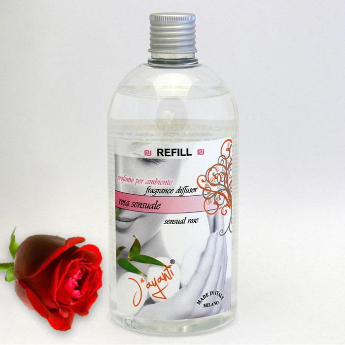 DIFFUSOR REFILL: SENSUAL ROSE