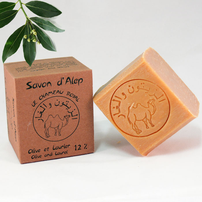 SOLID ALEPPO'S SOAP