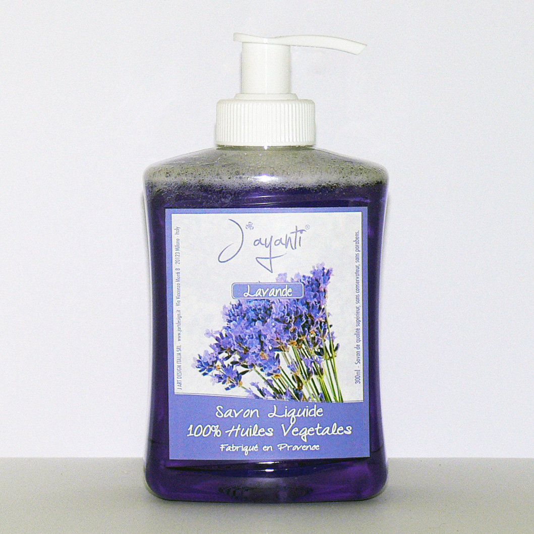 Sapone Liquido 300ml (Varie Profumazioni Naturali)