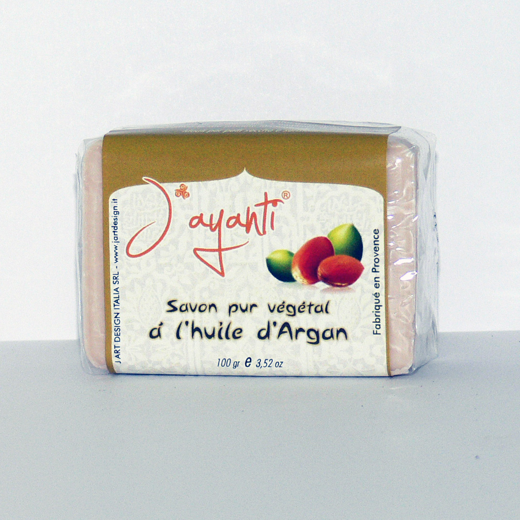 SAPONE ALL'OLIO D'ARGAN